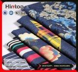 32s упрощают ткань джинсыов платья джинсовой ткани печати 100%Cotton