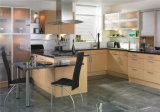 ワードローブのカスタム家具の現代木の歩行