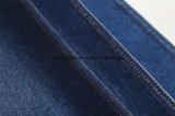 良質の綿ポリエステルLycraの伸張のジーンのデニムファブリック