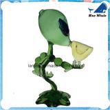 De groene Vreemde Rokende Pijpen van de Waterpijp van het Glas van Pijpen