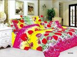 De Textiel van het Huis van China Suppiler Al Reeks van het Beddegoed van de Dekking van het Dekbed van de Grootte Kleurrijke Goedkope