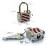 Padlock металла 2 размеров с ключами