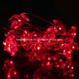 Red Kiss Lips Outdoor String Lights LED String Lights pour chambre à coucher Wedding Party Accueil