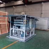 Máquina do purificador de petróleo do transformador do vácuo usada na subestação do transformador