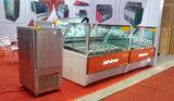 Vetrina del gelato/congelatori italiani del gelato di Gelati Gelato (CE approvato)