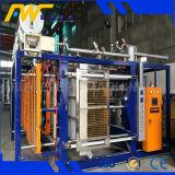 Máquina moldando da forma automática do EPS com vácuo