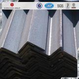Barra de ângulo laminada a alta temperatura do carbono 50X50X5 pela fábrica de China