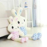 New Bashful Pink Bunny Rabbit Soft Plush Toy