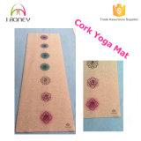 Le meilleur couvre-tapis de yoga de liège pour le yoga chaud, couvre-tapis de yoga de course de poids léger