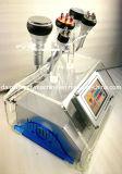 Pérdida de peso corporal Masaje Cavitación RF belleza máquina adelgazante y masaje para la piel Detox