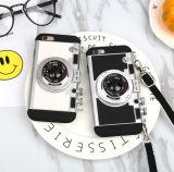 [سلّ فون] حالة 3 في 1 [3د] آلة تصوير صامد للصدمات بلّوريّة يستعصي حالة لأنّ [إيفون] 7 6 4.7 فعليّة