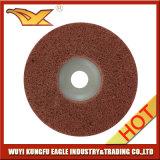 Rueda de acero inoxidable pulido Kexin Fabricante