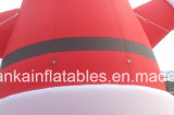 Papá Noel inflable