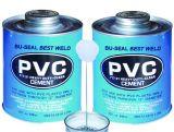 Pegamento especial del PVC de 4 tallas para la tubería del PVC