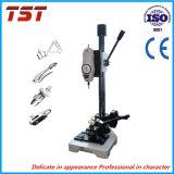 Machine de test de tension de flèche indicatrice manuelle