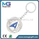 Fördernder Metalldecklack Keychain
