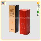 Regalo di carta impaccante su ordinazione di Skincare dell'accenditore della casella dei monili cosmetici di lusso superiori del profumo