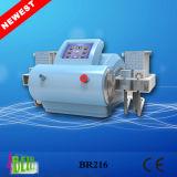 ¡Lipolaser estupendo! 528 pérdida de peso ardiente gorda de la máquina 4D Lipolaser de Lipolaser de los diodos láseres Br216