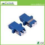 Duplex recto du SM millimètre d'adaptateur d'adaptateur de fibre optique de FC