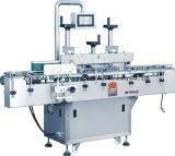 Cuadrado de alta velocidad de la maquinaria automática farmacéutica y rotulador de la botella redonda