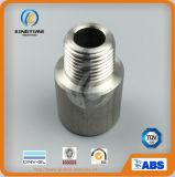 Accoppiamento maschio della femmina X dell'accoppiamento dell'acciaio inossidabile di ASME B16.11 (KT0553)
