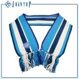 Knit Turkish OEM шарф уникально акриловый с изготовленный на заказ ярлыком