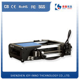 Neue Versions-Tischplattendrucker 3D mit ABS, Winkel- des Leistungshebelskompatible Materialien