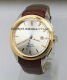 日本自動動きが付いている贅沢なメンズ服の腕時計のステンレス鋼