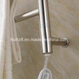 Chauffe-serviettes de salle de bains mobile en acier inoxydable
