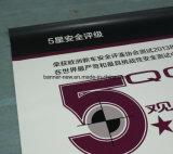 Hohe Auflösung-im Freien doppelte seitliche Drucken-Vinylfahne (SS-VB111)