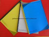 Heiße Verkauf Belüftung-Blatt-Deckel-Bindung-Zeitschrift