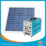 Lámpara solar portable con la función teledirigida