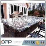 Negro de la venta al por mayor de la buena calidad/blanco Polished/gris/amarillo/granito de piedra rojo G648/G654/G664 para la losa/el azulejo/las escaleras/los fregaderos