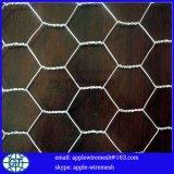 Gavlanized六角形ワイヤー網0.55mmから1.6mmワイヤー直径