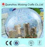 Горячий сувенир глобуса воды смолаы сбывания для домашнего украшения