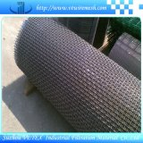 Зафиксируйте сетку гофрированную нержавеющей сталью квадратную