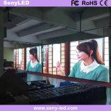 Экран дисплея арендного этапа полный HD СИД для видео- рекламировать