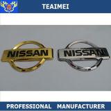 Изготовленный на заказ эмблема автомобиля логоса тела автомобиля крома ABS покрынная стикером