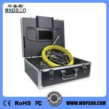 Wopson Rohrleitung-Inspektion-Kamera mit 20m Kabel und Tastatur