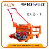 Macchina di formatura del blocchetto della macchina del cemento di piccola impresa Qm4-45