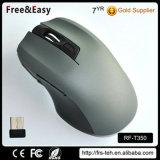 Подгонянная мышь кнопок 2.4G цвета 6 беспроволочная для PC