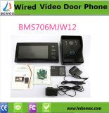 Telefone video sem fio da porta para o único Doorbell do intercomunicador da casa de campo