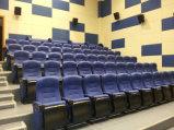 Silla de oscilación del cine del asiento del teatro con el sostenedor de taza plástico