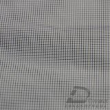 água de 75D 270t & do Sportswear tela 100% preta tecida do filamento do fio do poliéster do jacquard da manta para baixo revestimento ao ar livre Vento-Resistente (FJ012)