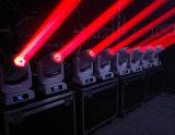 Nuovo indicatore luminoso capo mobile della lavata 3in1 del punto del fascio della fase di 10r 280W