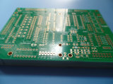 Or épais de submersion de la fabrication Fr-4 1.6mm de carte dans le couteau de modem