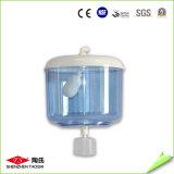 물 분무기를 사용하는 물 디스펜서를위한 투명한 무기물 남비