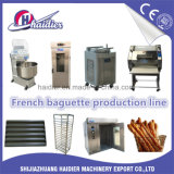 Chaîne de production rotatoire de four de pain de boulangerie jeu complet de matériel