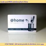 Cartão Ultralight/da impressão do PVC do Mf RFID dos bits de ISO14443A/512