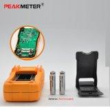 6000 cuentas verdad el multímetro del interfaz del USB del Autoranging Pm8236 del RMS